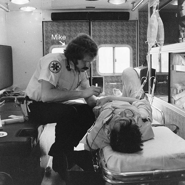 Denver Paramedic in the 1980s