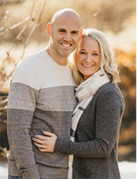 Brooke and Ryan Lundquist
